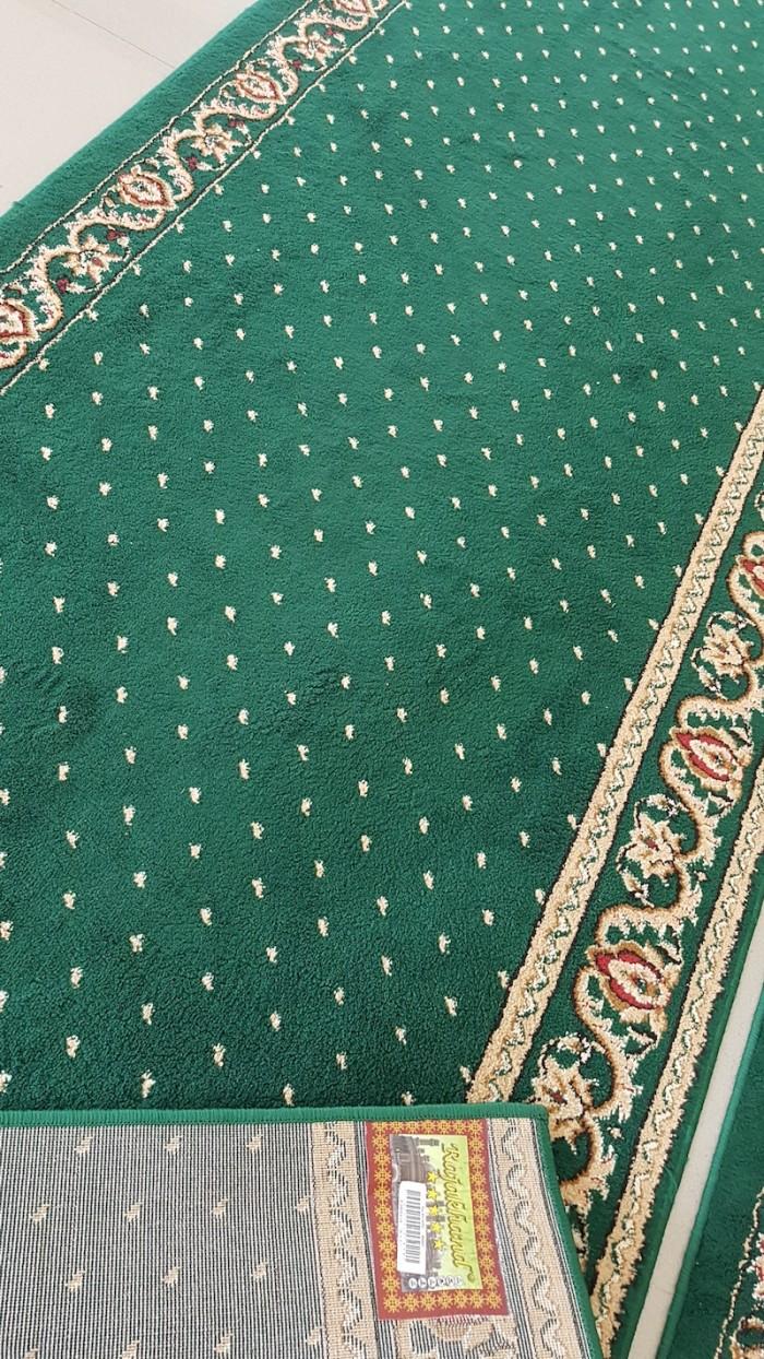Jual Jual Karpet Masjid Musholla Rajakhand Meteran Harga