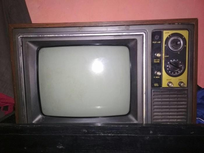 Jual Tv Jadul Antik Telesonic Zanstore Tokopedia