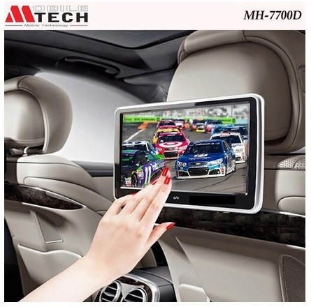 harga Headrest monitor touch screen 10 inch m-tech mh7700d dvd player Tokopedia.com