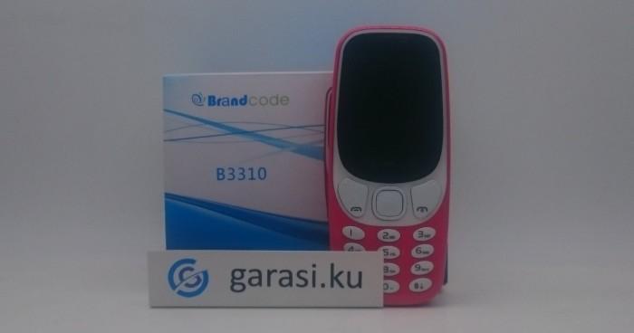 harga Brandcode b3310 red garansi resmi Tokopedia.com