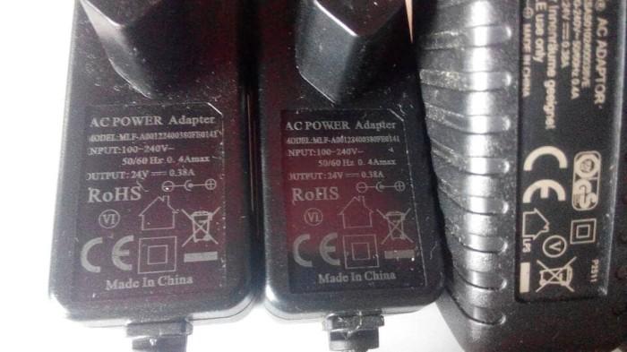 harga Adaptor 24v/0.38a ori mikrotik Tokopedia.com