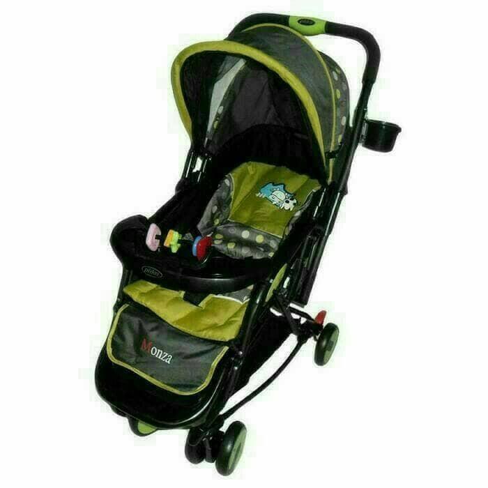 harga Stroller Pliko Monza Pk 388 Dorongan Bayi Kereta Bayi Ko Tokopedia.com