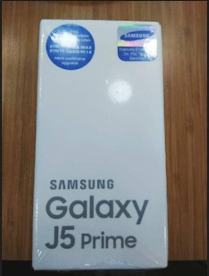 PROMO SAMSUNG GALAXY J5 PRIME 4G RAM 2GB ROM 16GB GARANSI RESMI 1TAHUN - Hitam