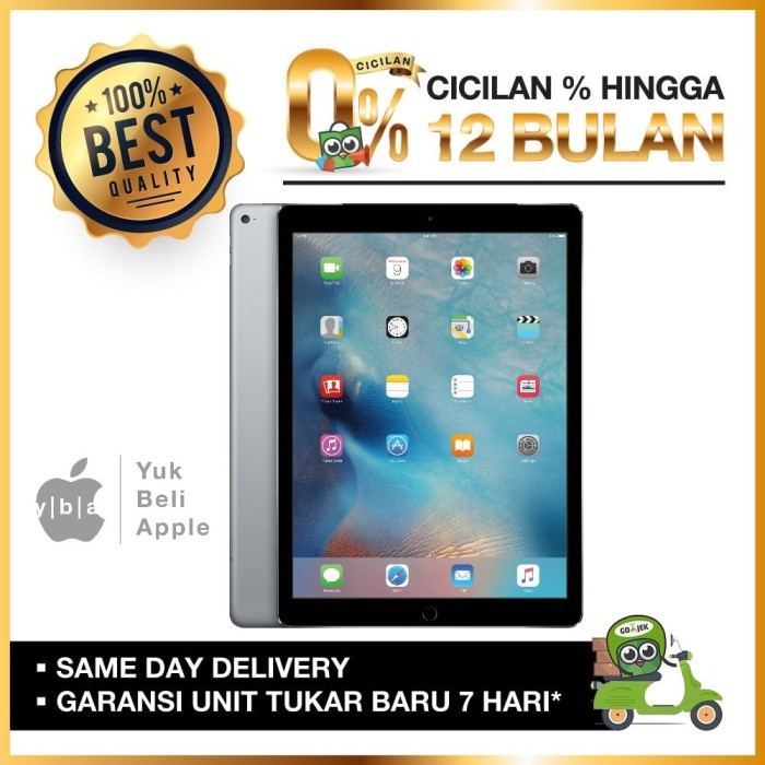 harga New apple ipad pro 10.5 inch wifi only 64gb space gray bnib original Tokopedia.com