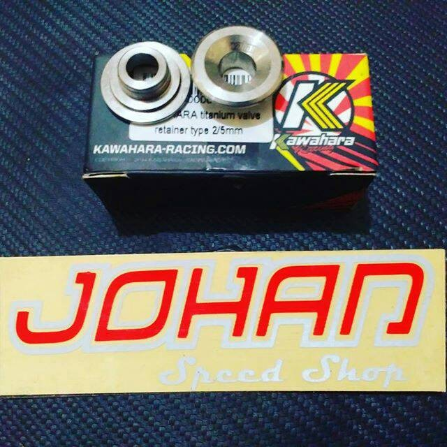 harga Retainer titanium kawahara type 2 batang 5 (cekung) Tokopedia.com