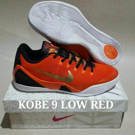 f2cdf9f904b ... shopping sepatu nike kobe 9 low red 4c3ae 74221