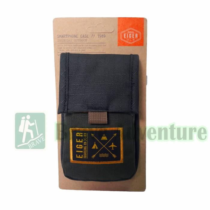 Jual Tas Hp Eiger 0129 Black Smartphone Case Pinggang Only Dki