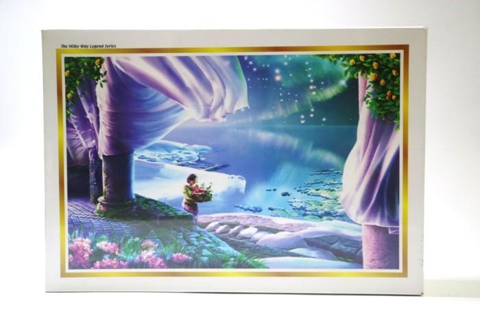 harga Nightilum jigsaw puzzle - milky way series 1 - 1000 pcs Tokopedia.com