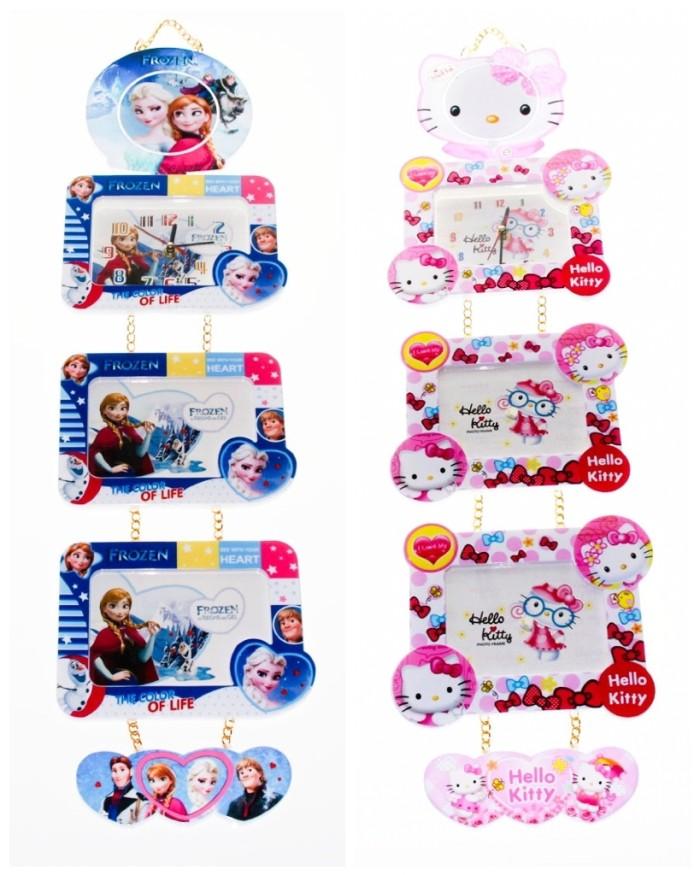 Segini Daftar Harga Bingkai Jam Hello Kitty Murah Terbaru 2018 9af69bc64b