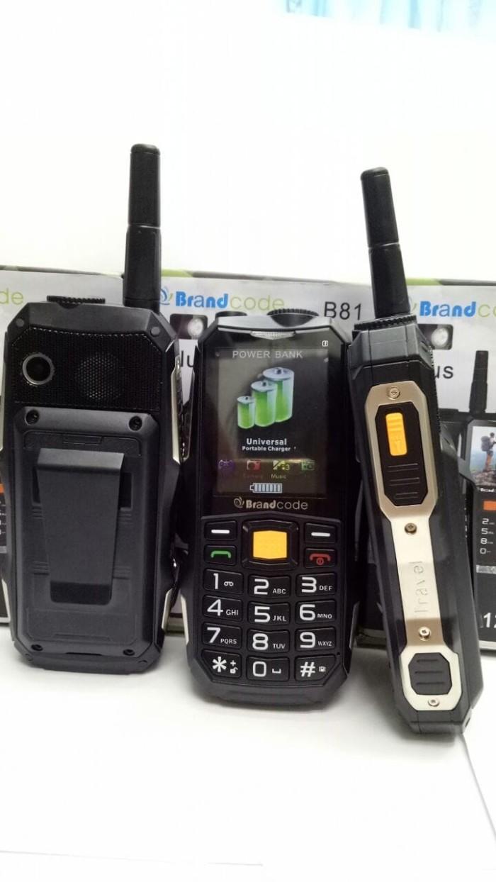 harga Brandcode b81 plus bonus dompet tas mirip c15 pc9000 outdoor 3 sim Tokopedia.com