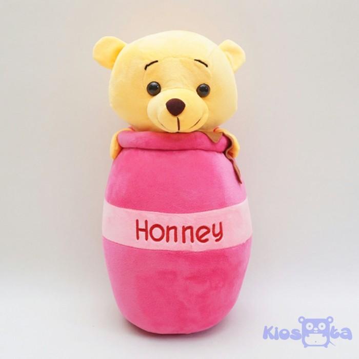 harga Guling winnie the pooh gentong madu pink Tokopedia.com