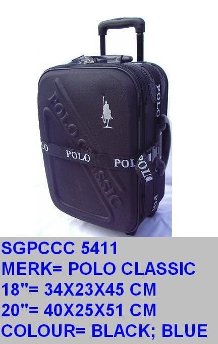 Koper Polo Classic 18