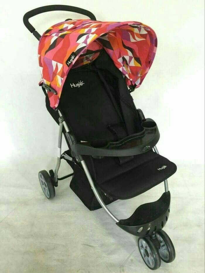 harga Stroller hugo roda3(khusus gojek) Tokopedia.com