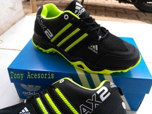 harga Sepatu adidas ax2 sepatu sport olahraga outdoor termurah Tokopedia.com