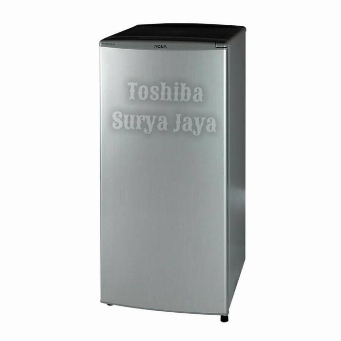 harga Freezer 6 rak aqua aqf-s6 (s) - freezer asi - jabodetabek Tokopedia.com