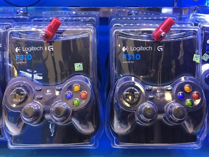 harga Logitech f310 gamepad stick usb wired joystick for pc (garansi resmi) Tokopedia.com