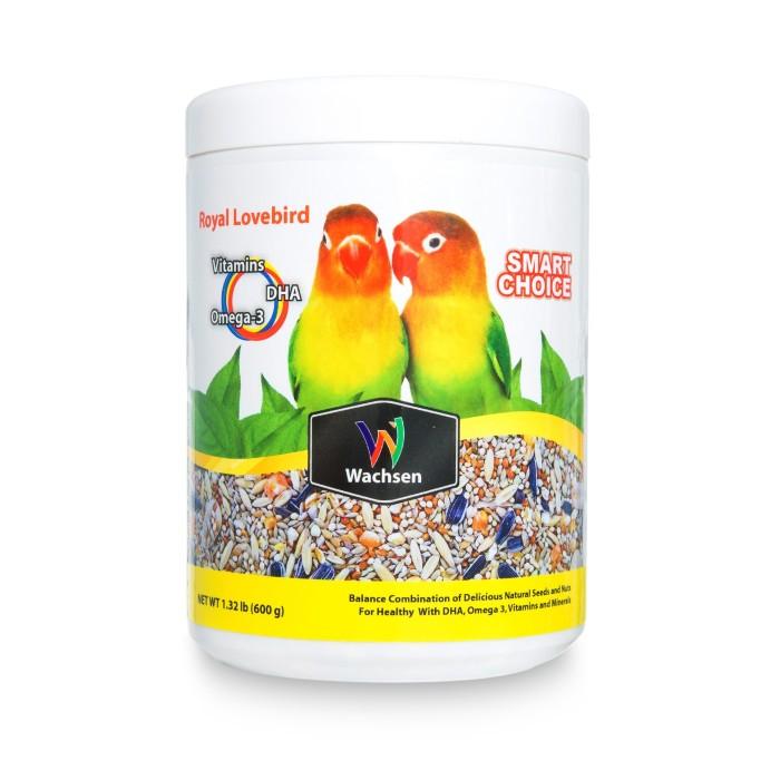 harga Makanan burung lovebird smart choice royal lovebird - wachsen Tokopedia.com