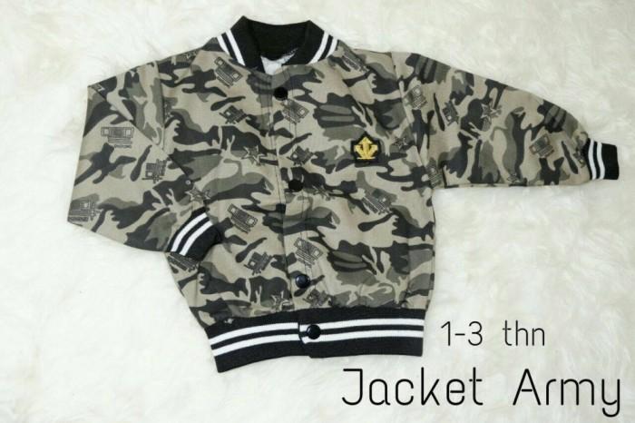 ... laki harga Baju anak sepatu anak gamis anak jaket army anak - fashion  anak 17cfe1a107