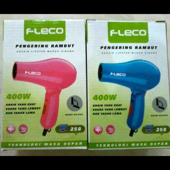 Jual Hair Dryer Fleco Pengering Rambut Mini Lipat Travel F258 ... 3ed1d911ae