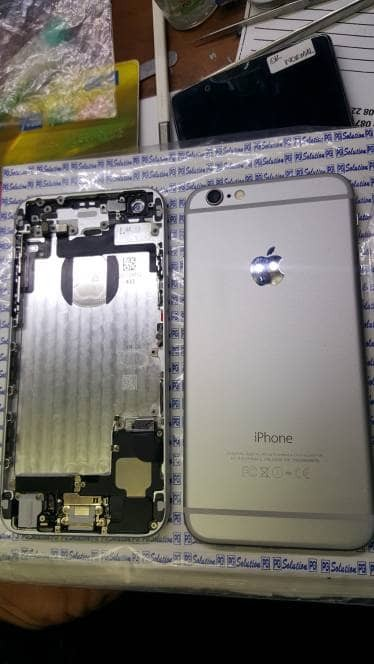Jual housing casing iphone 6 copotan Original tinggal pasang mesin ... 413040d641