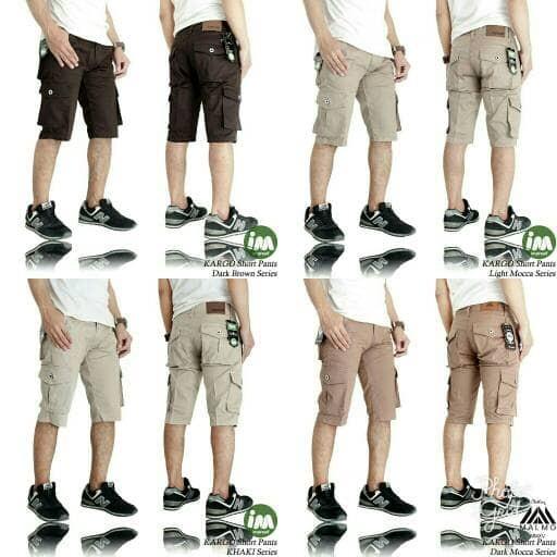Celana cargo celana pria & cargo pendek & celana gunung