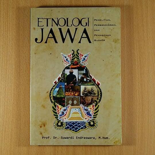 harga Buku etnologi jawa - penelitian perbandingan dan pemaknaan budaya Tokopedia.com