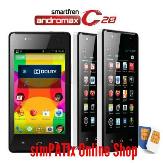 harga Hp smartphone smartfren andromax c2s promo murah termurah diskon besar Tokopedia.com