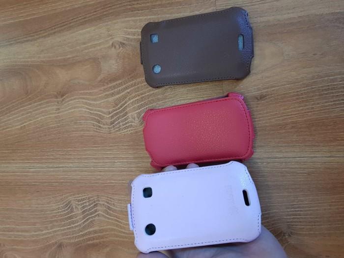 harga Blackberry bb dakota 9900 case aksesoris acc silicon flip cover casing Tokopedia .