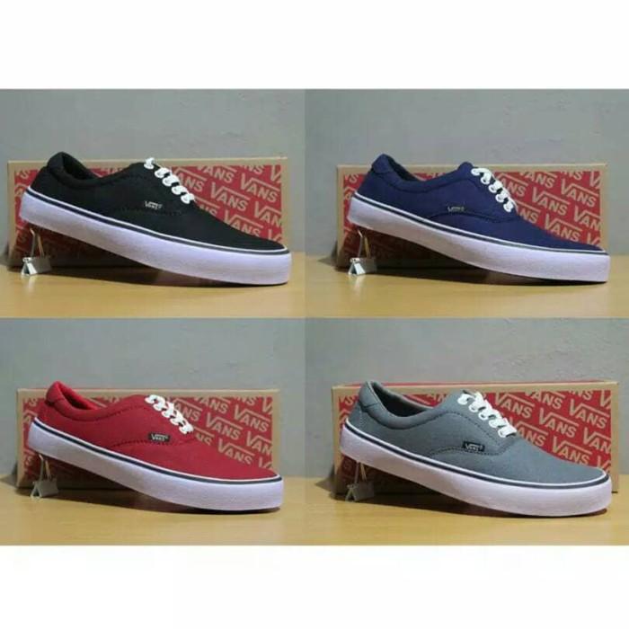 Jual Sepatu Vans Era Authentic Murah - GudangBootsBandung  9461397e0e