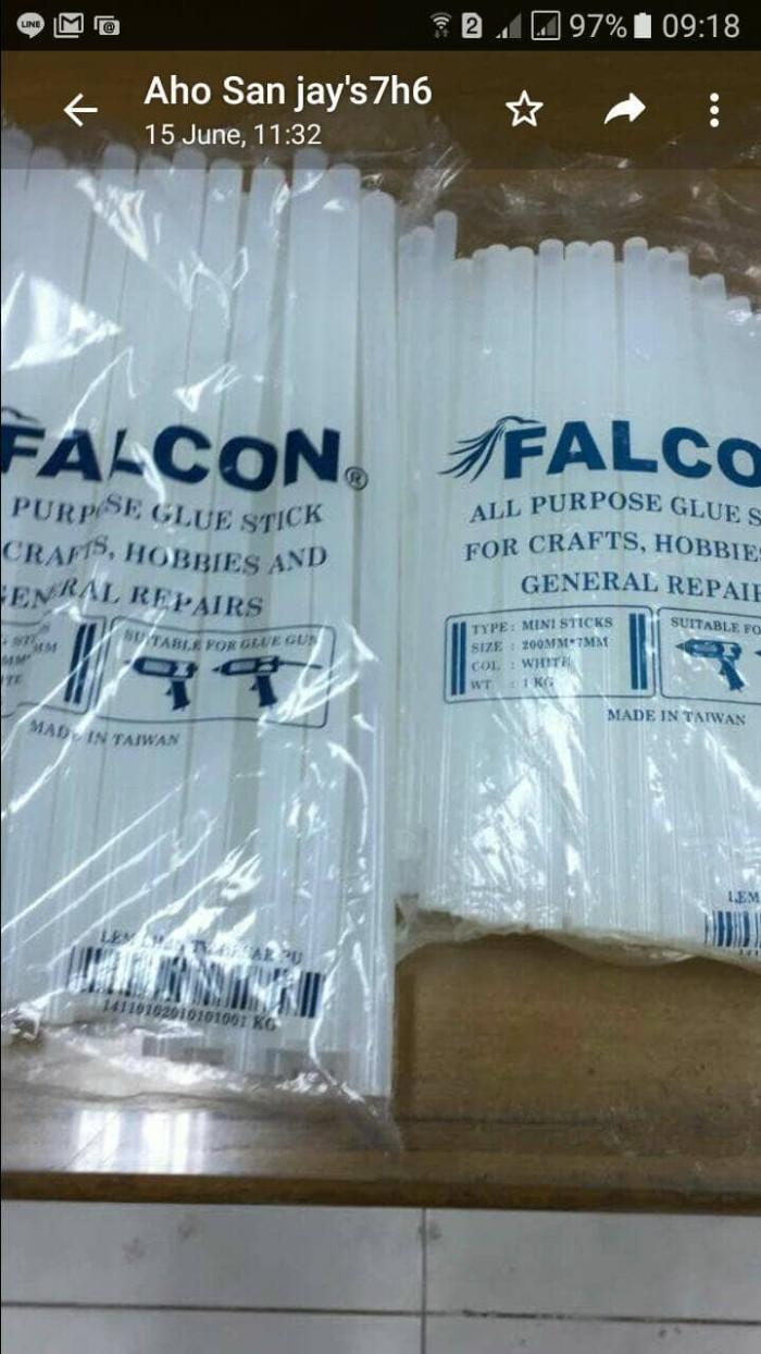 harga Glue Stick Putih Falcon Tipe 101 Taiwan Tokopedia.com