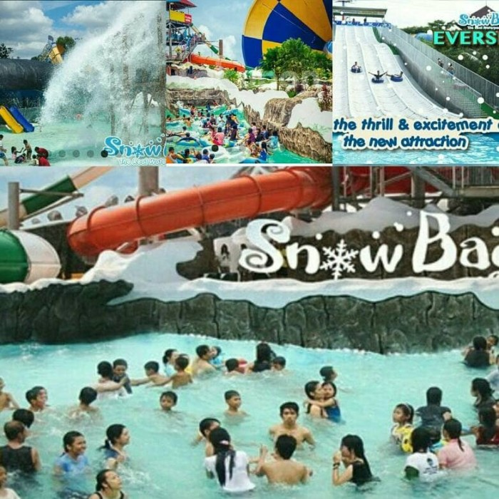 Jual Promo Voucher Wisata Snowbay Waterpark Waterboom Jakarta Tmii