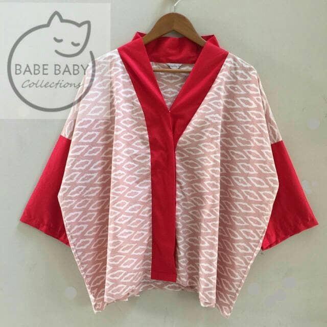 harga Ethnic blouse batik etnik garutan jumbo Tokopedia.com