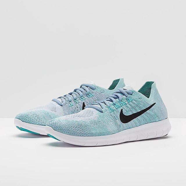 Jual Sepatu Lari Nike Womens Free Rn Flyknit 2017 Blue Tint 880844402 Kab Banyumas Sepatuoriginale Tokopedia