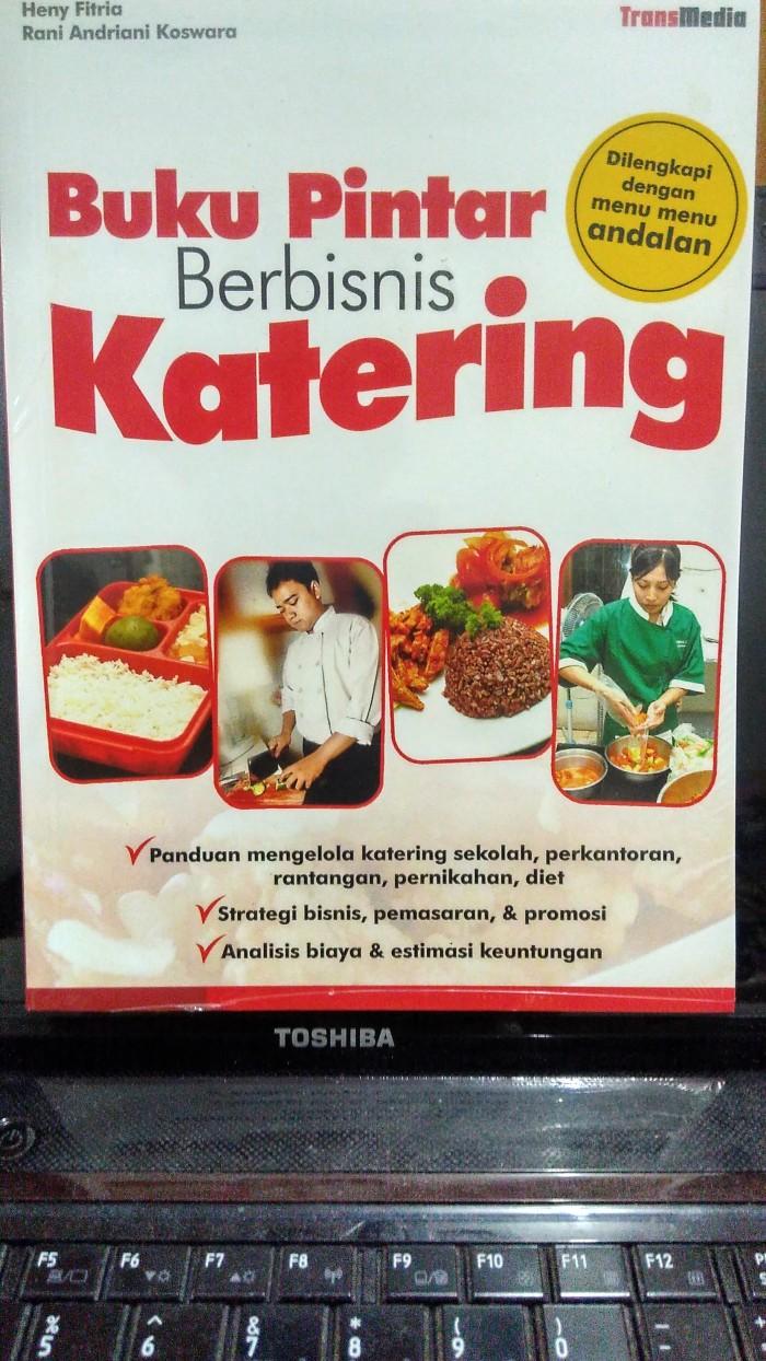 harga Buku pintar berbisnis katering dilengkapi menu menu andalan Tokopedia.com
