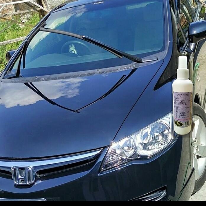 harga 550ml lic pengkilap nano cat body mobil dan motor dan lainnya Tokopedia.com