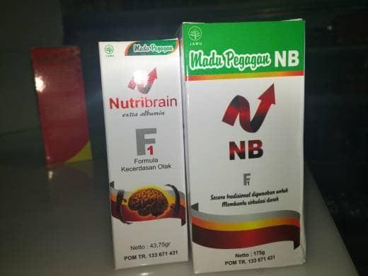 Jfi Nutribrain Formula Kecerdasan Otak Madu Pegagan F1 Daftar Source Jual Madu Nutribrain . Source ·. Source · Nutribrain f2