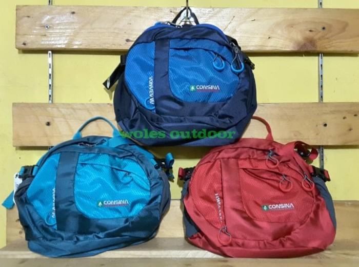 harga Tas selempang consina anabanda bisa jadi tas pinggang atau body pack Tokopedia.com