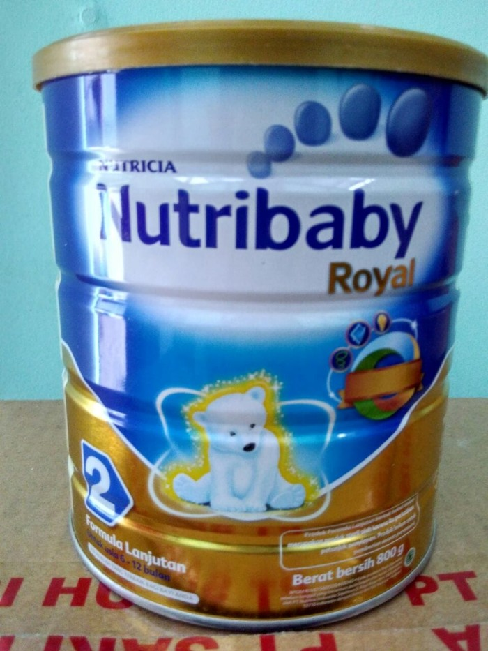 harga Nutribaby royal 2, 800gr (exp : des 18) Tokopedia.com