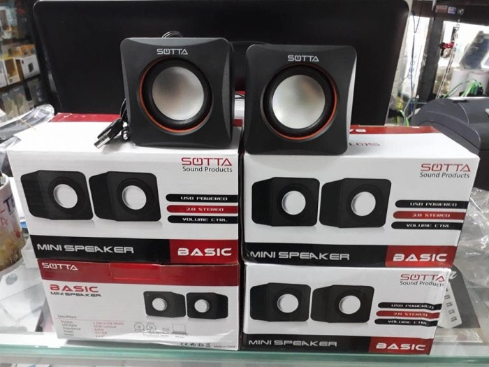 harga Speaker mini Tokopedia.com