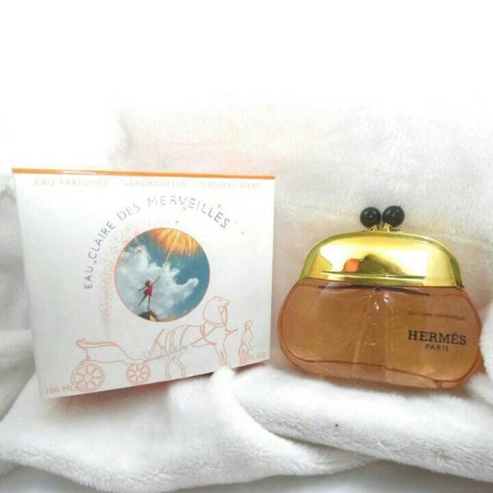 Jual Parfum Eau Claire Des Merveilles Cek Harga Di Priceareacom