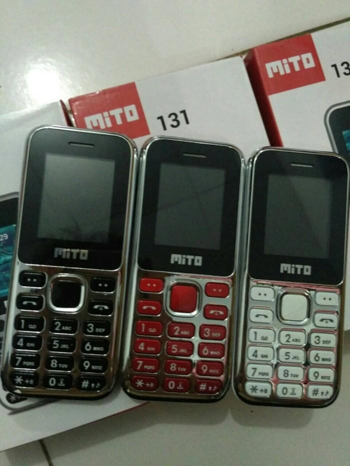 harga Mito 131 hape murah berkualitas Tokopedia.com