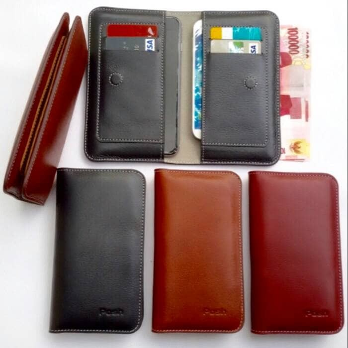 harga Samsung galaxy s8 leather case wallet case flip cover Tokopedia.com