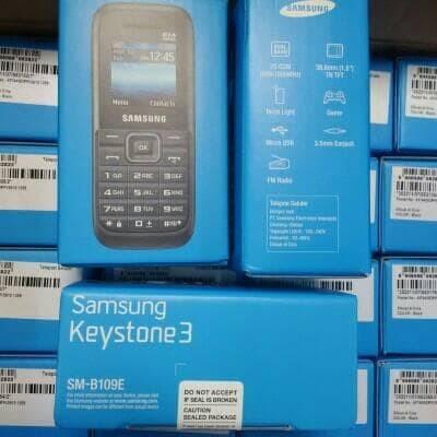 Jual Samsung Keystone 3 B109e Original Garansi Resmi Sein Om Unyet