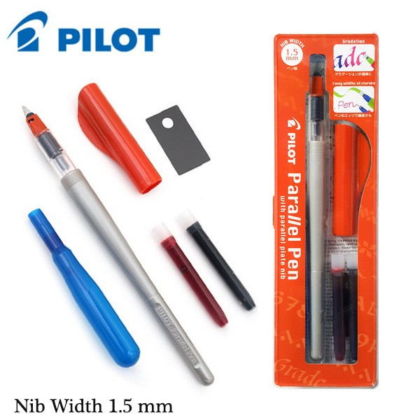 harga Pilot parallel calligraphy pen 1.5 mm nib Tokopedia.com