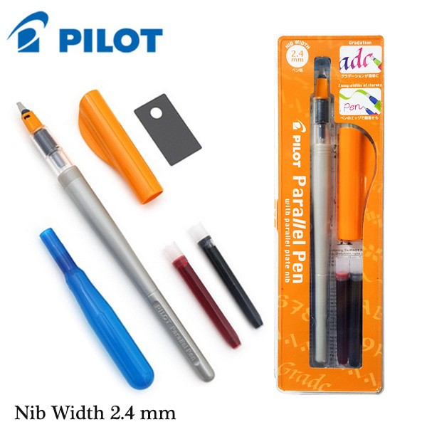 harga Pilot parallel calligraphy pen 2.4 mm nib Tokopedia.com