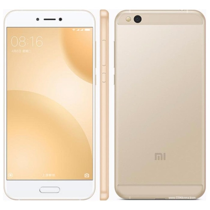 harga Xiaomi mi5c gold ram 3gb-64gb 4g lte - bi - playstore - global r Tokopedia.com