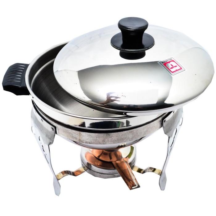 harga Maspion ss d 04 deep soup bowl 26 cm / panci prasmanan set bulat Tokopedia.com