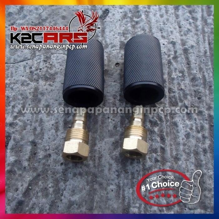 Foto Produk Coupler Jantan 1 TSM Bahan Kuningan - Kupler Jantan PCP dari K2C ARS