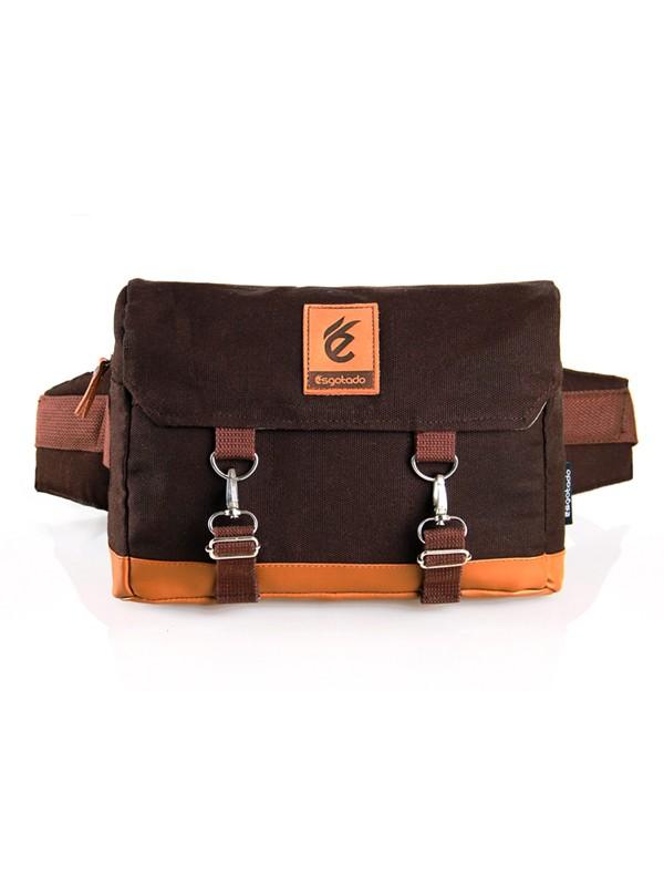 harga Tas pinggang waist bag esgotado cinturo primeiro brown Tokopedia.com
