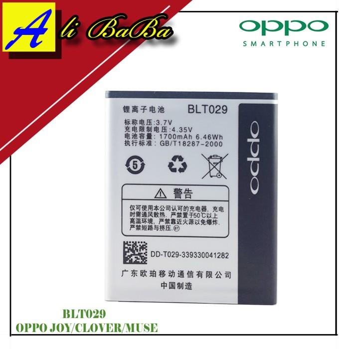 harga Baterai handphone oppo blt029 oppo joy r101 clover r815 muse r821 Tokopedia.com